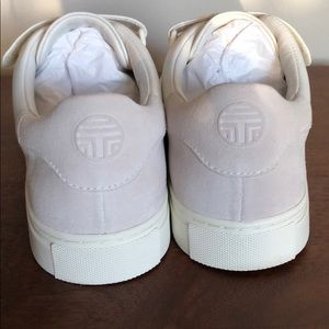 Tory Burch Shoes - Tory Burch white Sneakers size 8.5